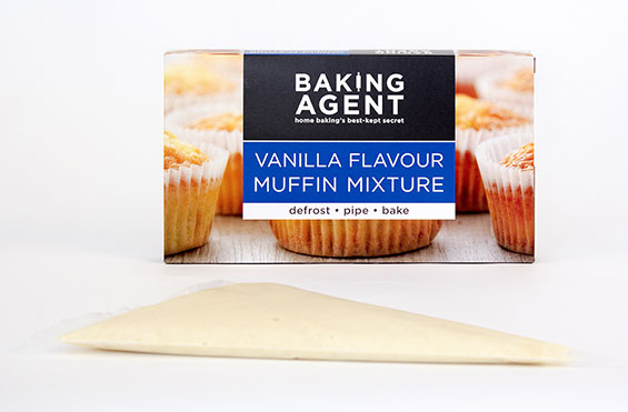 Muffin product shots